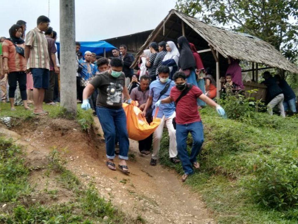 Bidan di Inhu Riau Ditemukan Tewas Terapung di Sungai Usai Ngaku Depresi