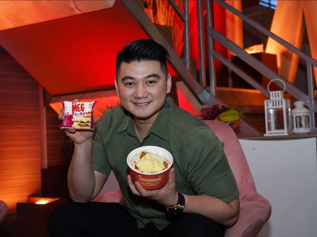 Intip Kreasi Resep Lezat & Bernutrisi Berbahan Keju dari Chef Arnold
