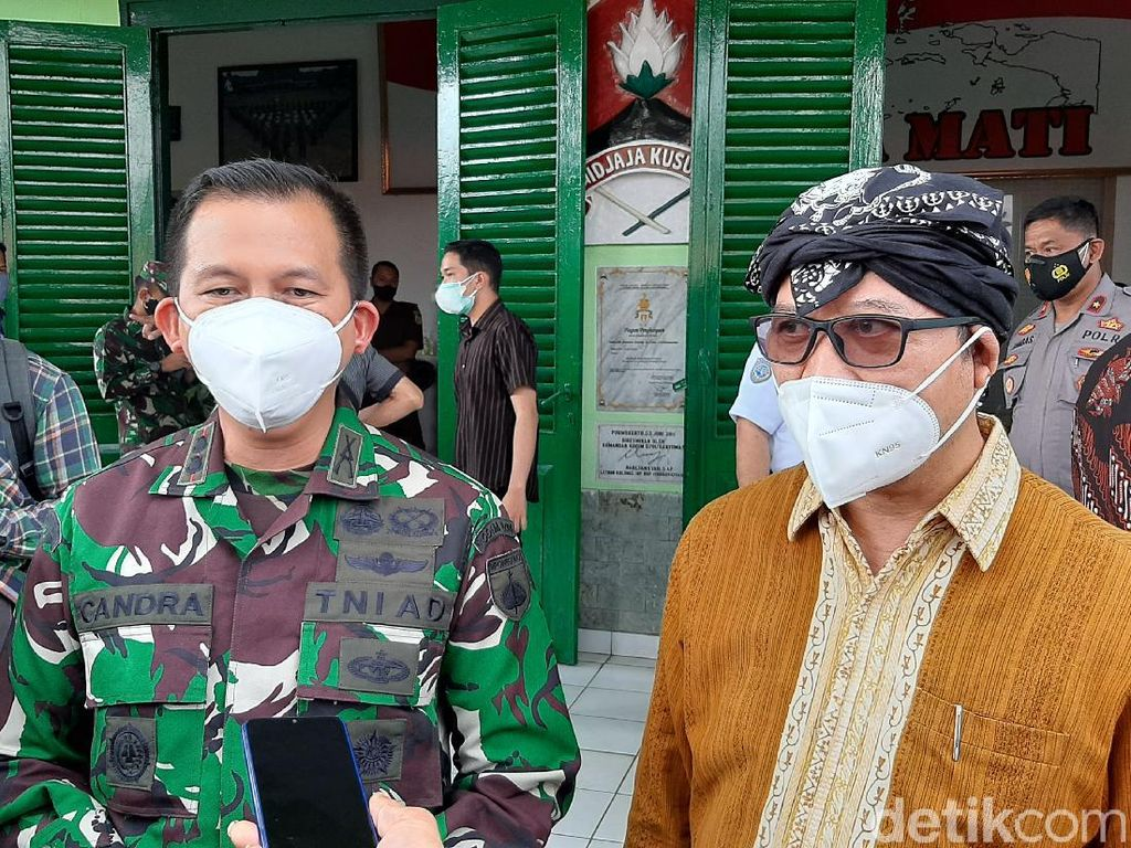 TNI-Polri Bakal Jaga 2.000 Titik Pemotongan Kurban di Banyumas