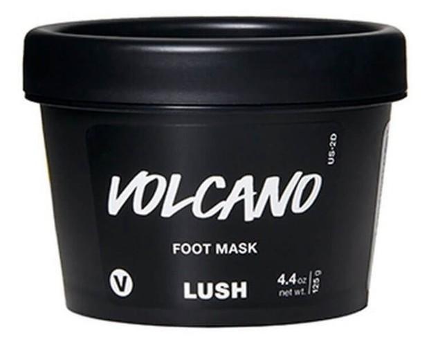 Foto: Lush Volcano Foot Mask/lushusa.com
