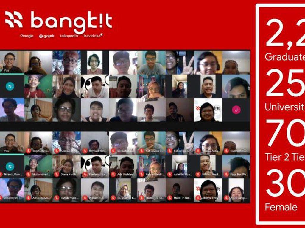 2.250 Mahasiswa Lulus dari Program Google Bangkit Angkatan 2021