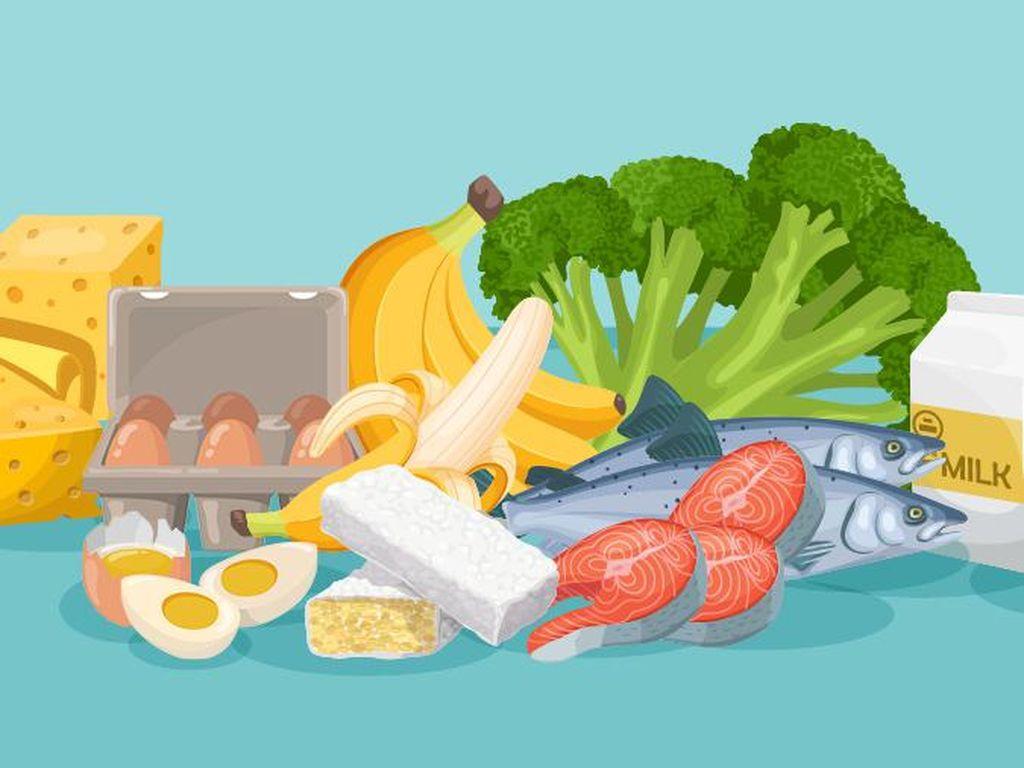 Catat! Daftar Makanan Sumber Vitamin D untuk Jaga Imunitas