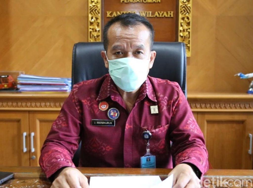 4.180 WN Jepang Ada di Bali, Kemenkum Belum Terima Laporan Pemulangan