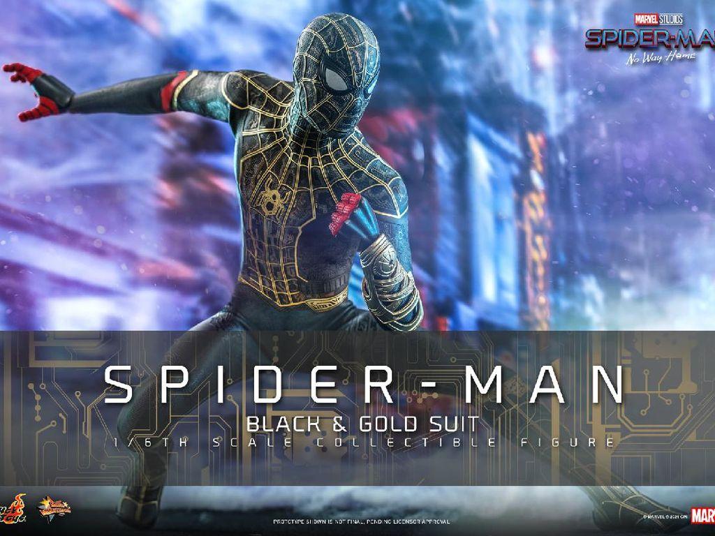 Tampilan Kostum Baru Spider-Man Terungkap Lewat Action Figure