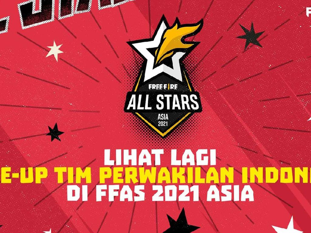 Pertandingan Fire All Stars 2021 Asia Digelar 23-25 Juli