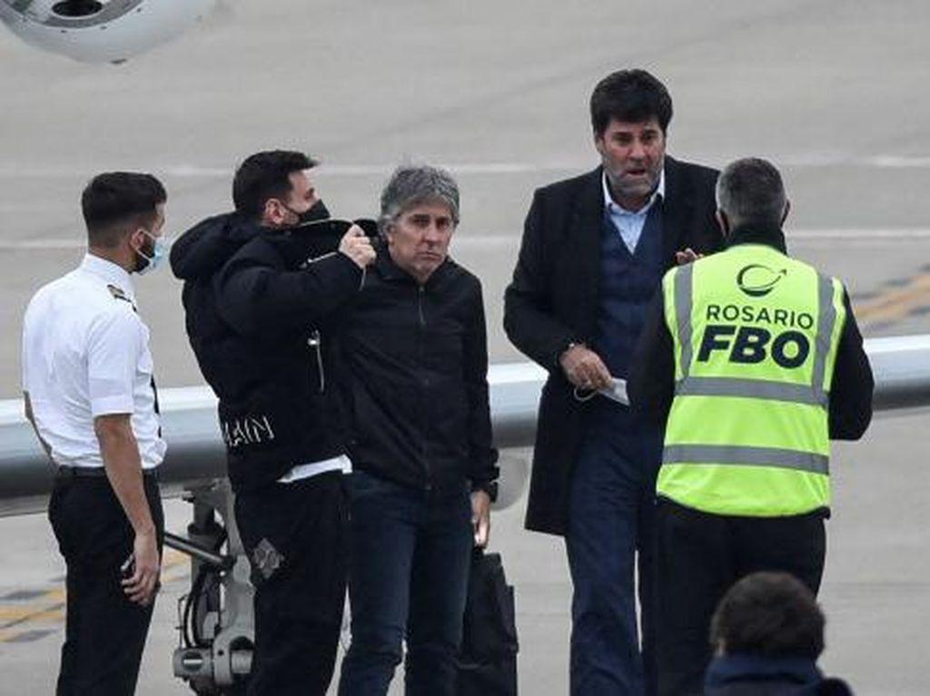 Diancam Bom, Messi Tunda Liburan Bareng Keluarga ke Spanyol
