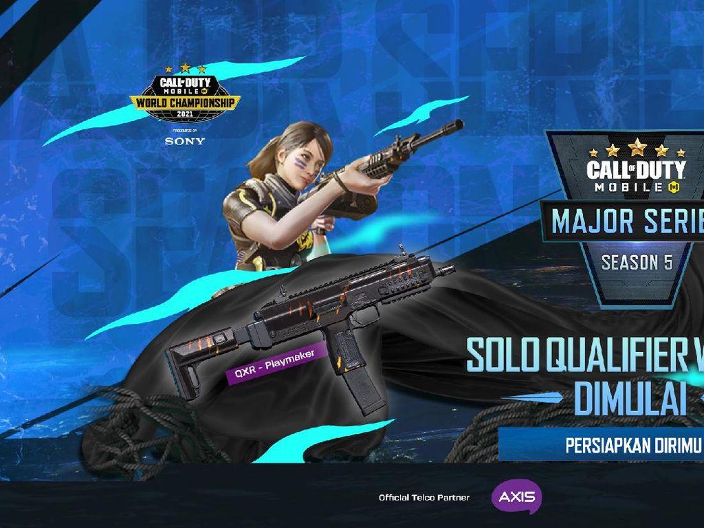 Major Series Season 5 Solo Qualifier Week 2 Call of Duty: Mobile Dimulai