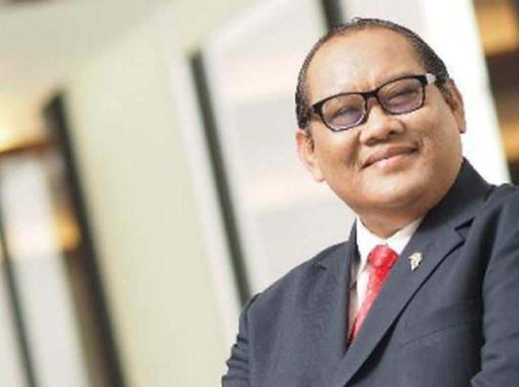 Eks Menteri BUMN Sugiharto Meninggal Setelah 9 Hari Dirawat karena COVID-19