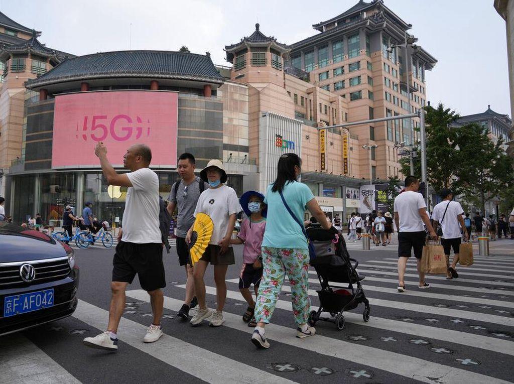 Belajar dari China yang Lockdown Biar Ekonominya Nggak Makin Down