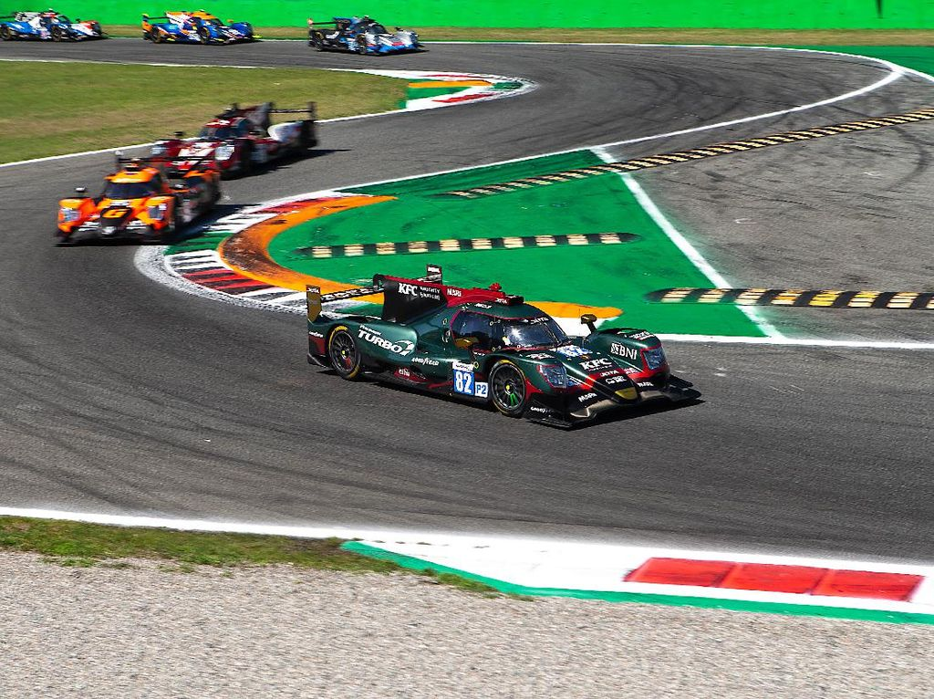 FIA WEC: Bisa Podium Lagi di Monza, Sean?