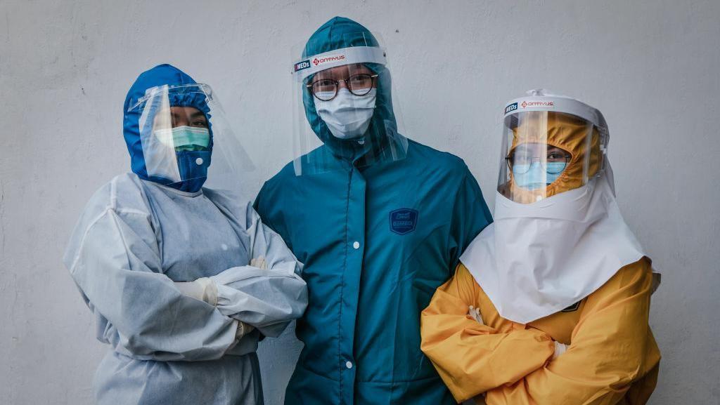 Sepak Terjang Dokter Muda di Tengah Lonjakan Corona