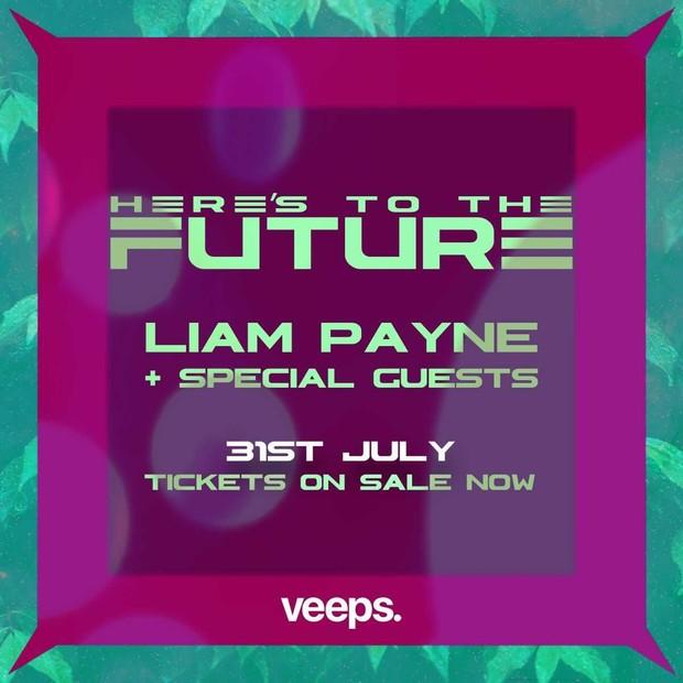 Showcase Here's To The Future/twitter.com/veeps