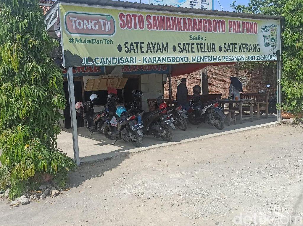 Sluurp! Gurih Bening Soto Sawah Karangboyo Khas Demak yang Murah Enak