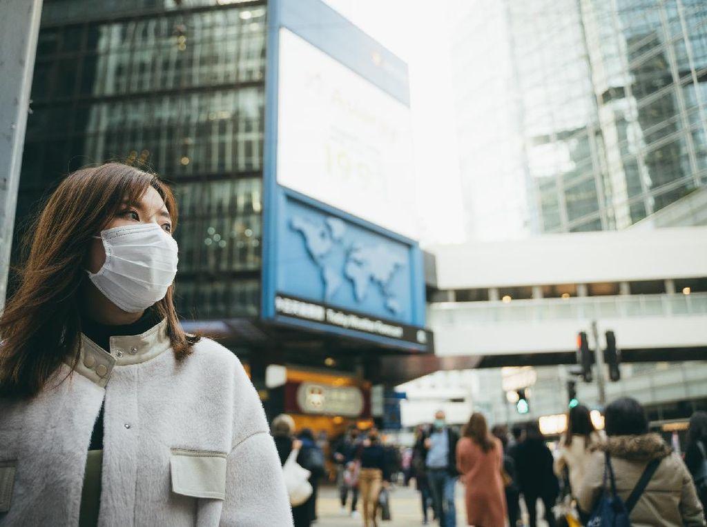 China Larang Warga yang Belum Vaksin Covid-19 Keluyuran di Tempat Umum