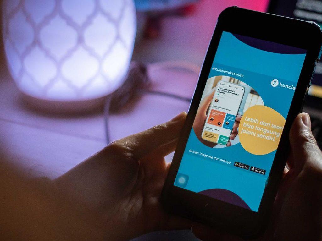Telkomsel Punya Kuncie, Platform Edutech Asah Keterampilan Berbisnis