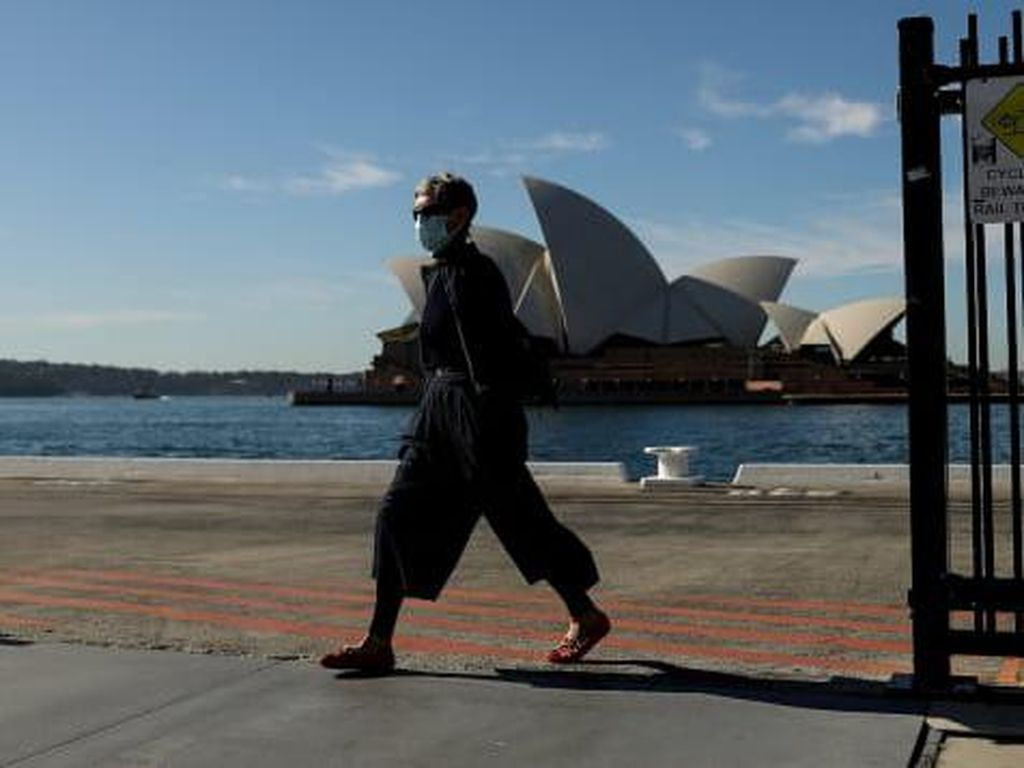 2 Kerapuhan Australia, Penyebab dan Akibat Meroketnya Corona