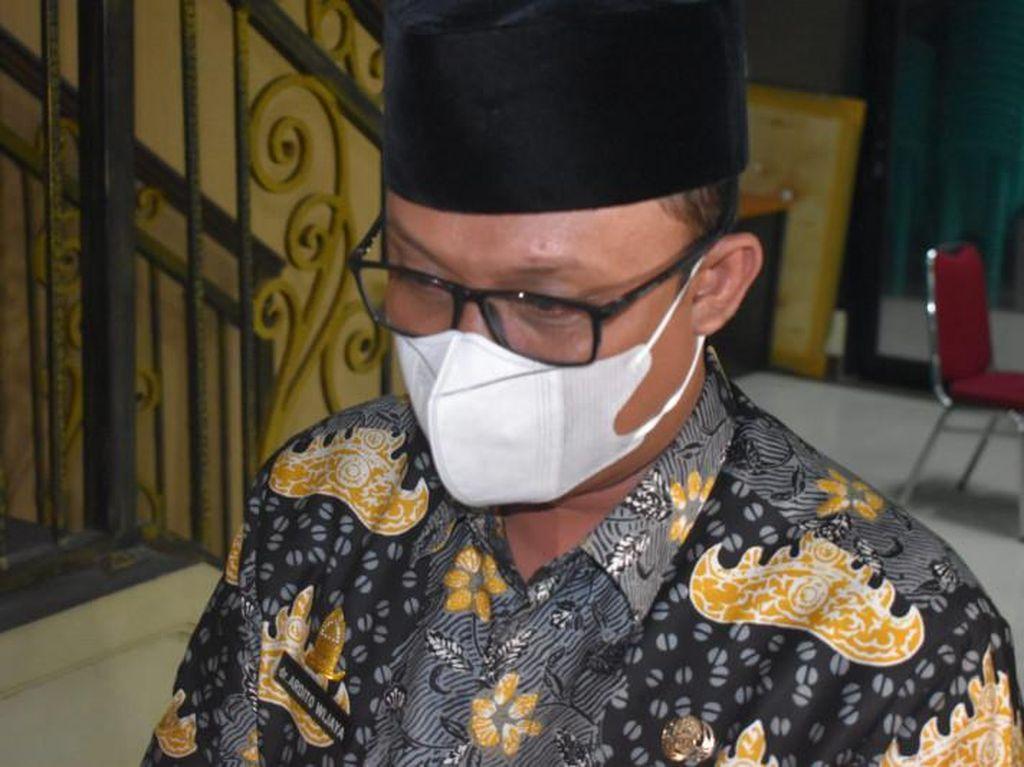 Joget di Hajatan Tanpa Prokes Bikin Wabup Lampung Tengah Diproses