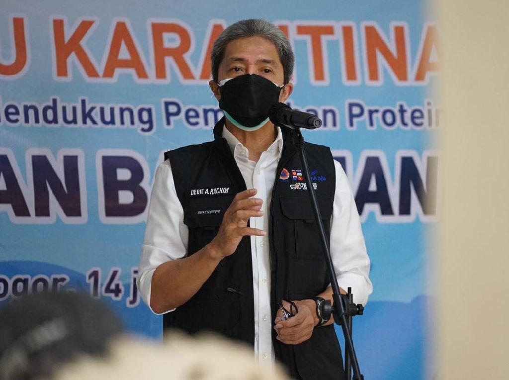 Warga Kota Bogor Terdampak COVID-19 Dapat Bantuan 5 Ton Ikan Kembung