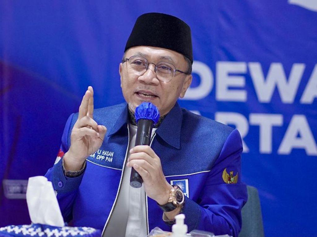 Manuver Terbuka Zulhas Sebelum PAN Jadi Sahabat Baru Koalisi Jokowi