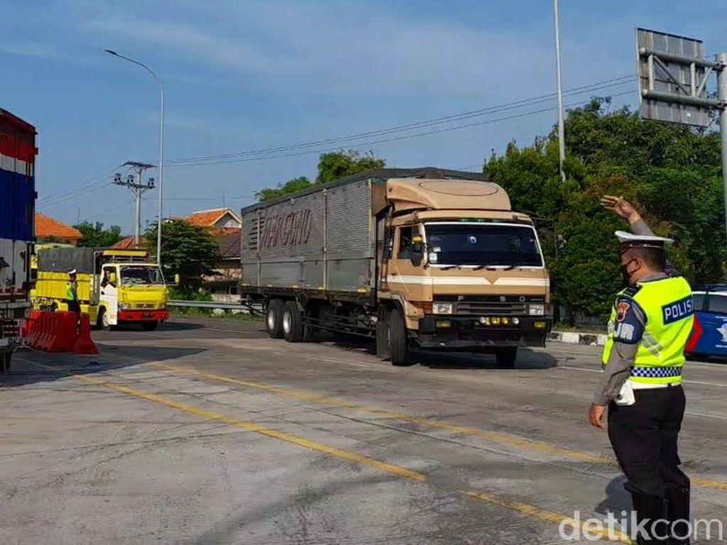 46 Ribu Lebih Kendaraan Diputar Balik Selama PPKM Darurat di Jateng