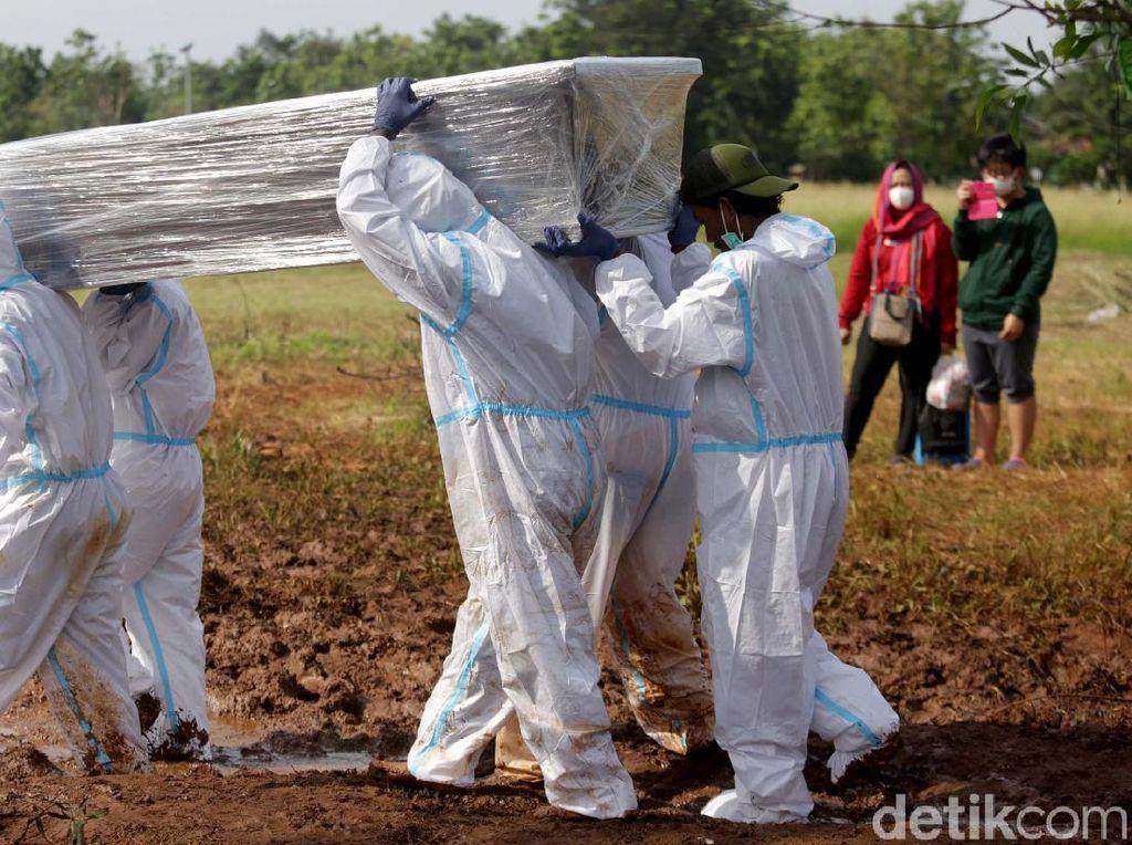 Epidemiolog Soroti Kasus Kematian di RI yang Tembus Seribu Per Hari