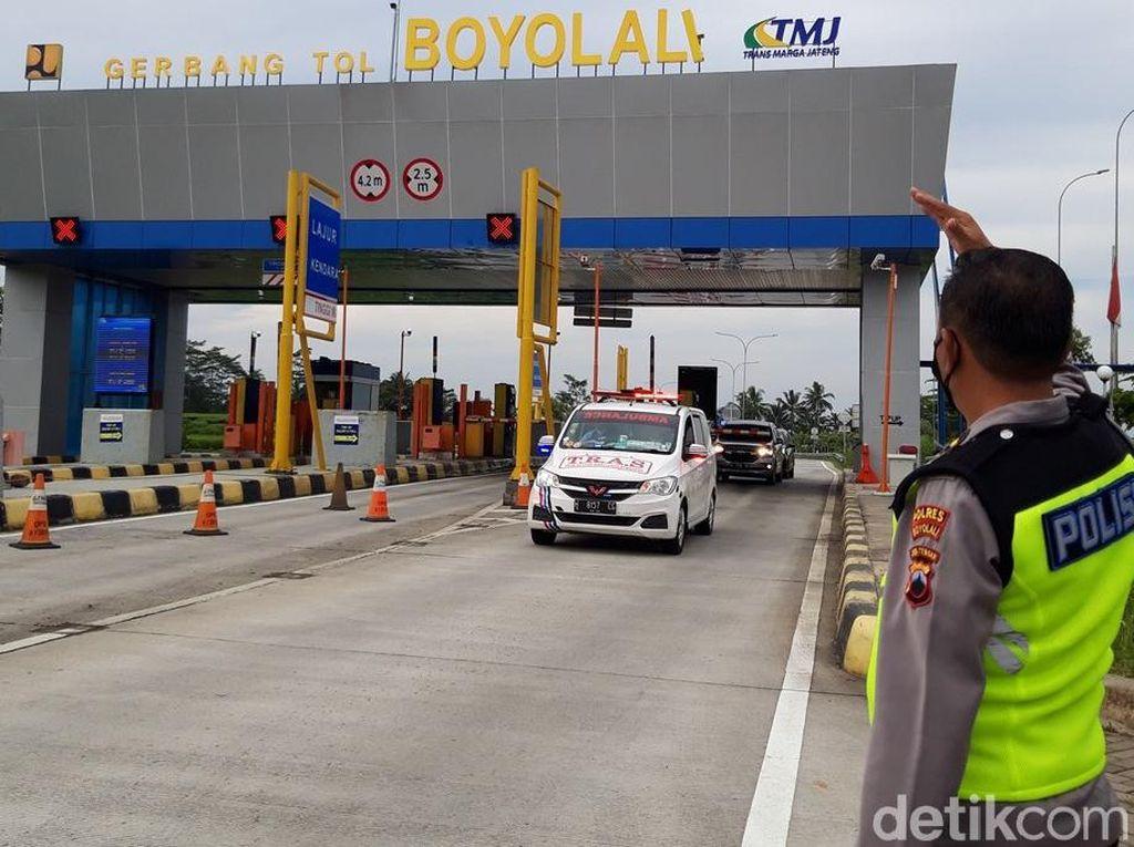Pengumuman Lur! 27 Exit Tol di Jateng Dibuka Lagi Jam 18.00 WIB Nanti