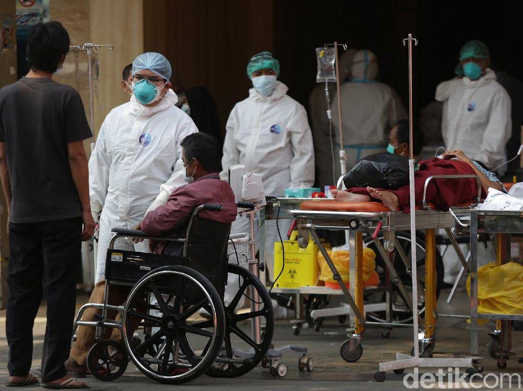 Drastis! Kasus COVID-19 Indonesia Tambah 1 Juta dalam Sebulan