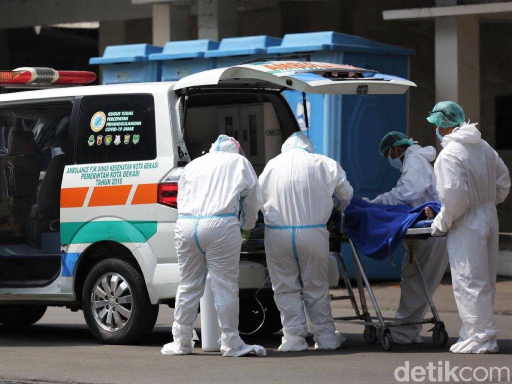 RI Dapat Nilai Terburuk Ketahanan Pandemi COVID-19 Sedunia