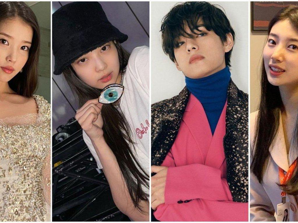 Diet K-pop, Ini Pola Makan Jennie BLACKPINK, IU, hingga V BTS