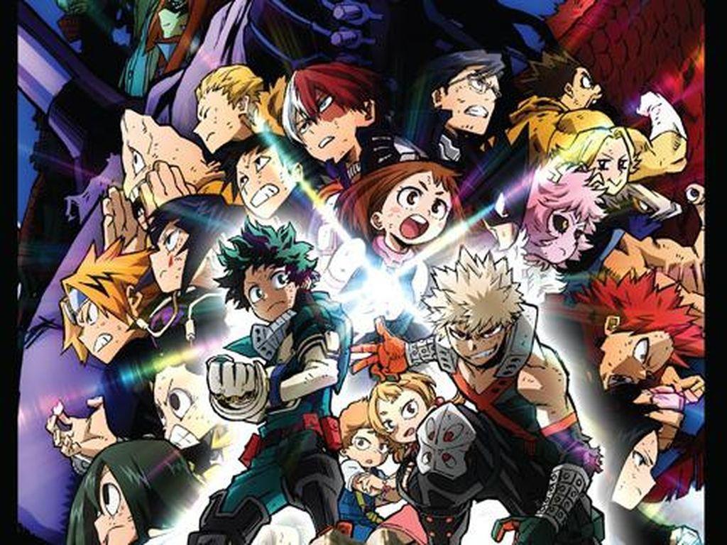 Guys, Jangan Nonton Anime di Mangaku cs! Cek Nih Situs yang Legal