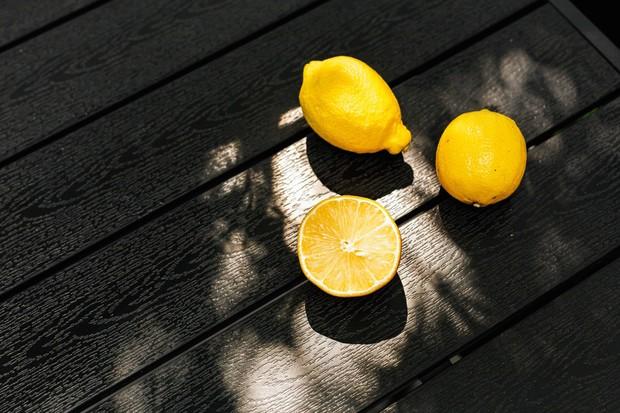 Lemon yang dapat mencerahkan kulit.