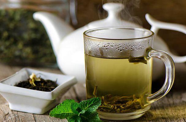 Green Tea / foto: freeimages.com/DevMarya
