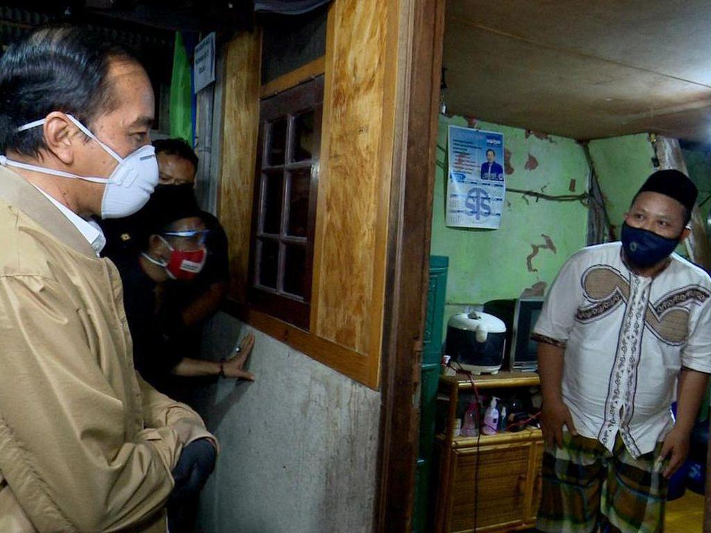Fadjroel Tepis Blusukan Jokowi Pencitraan