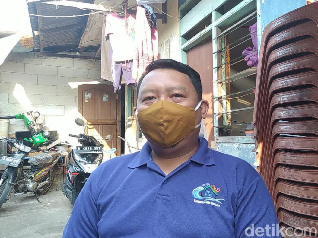 Pedagang Duren Tiga Jaksel di PPKM Darurat: Omzet Turun, Bansos Tak Dapat