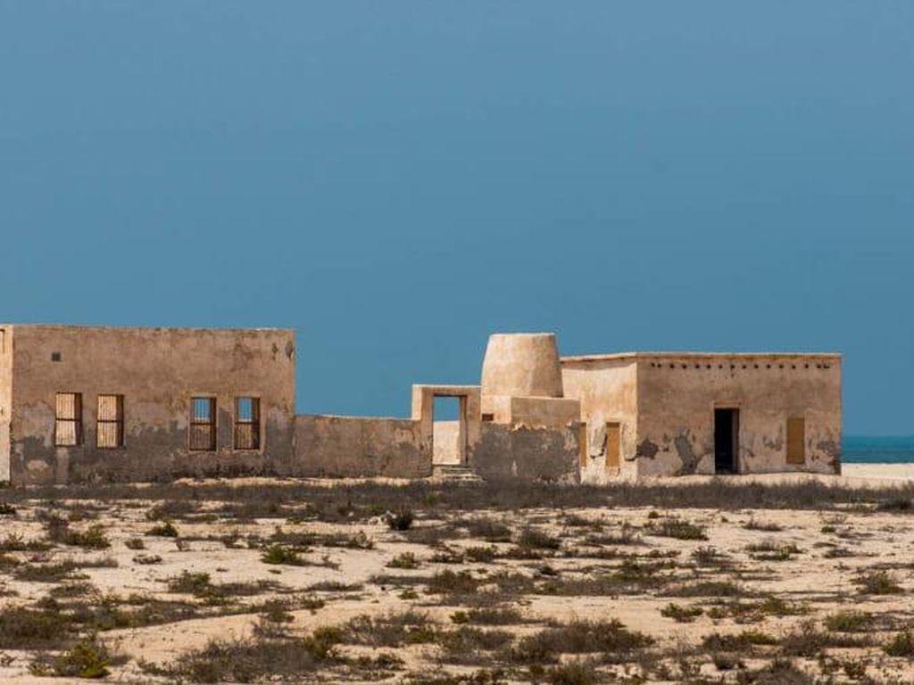 Al Jumail, Kota Hantu Qatar yang Telah Ditinggalkan Penduduknya