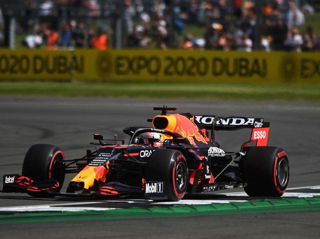 Hasil FP1 F1 GP Inggris 2021: Verstappen Jadi yang Tercepat