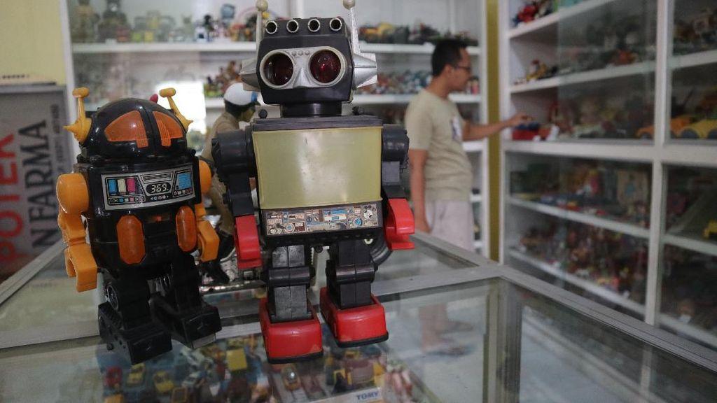 Nostalgia Masa Kanak-kanak di Museum Mainan Jombang