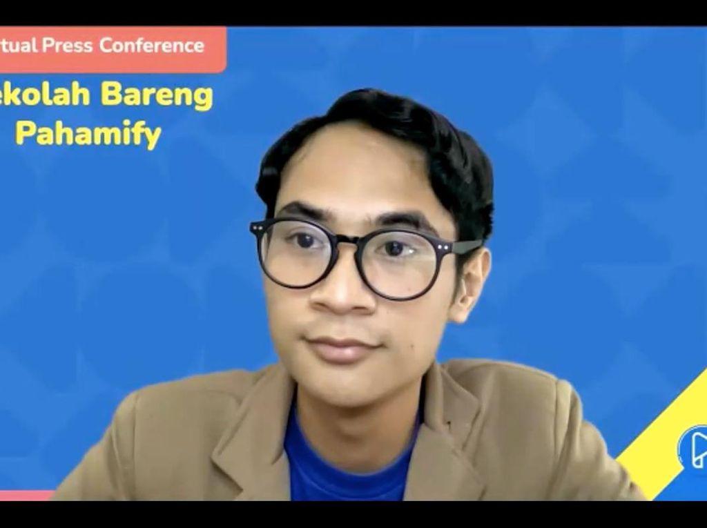 PJJ Dinilai Belum Efektif, Pahamify Beri Akses Gratis Bagi Siswa Se-Indonesia