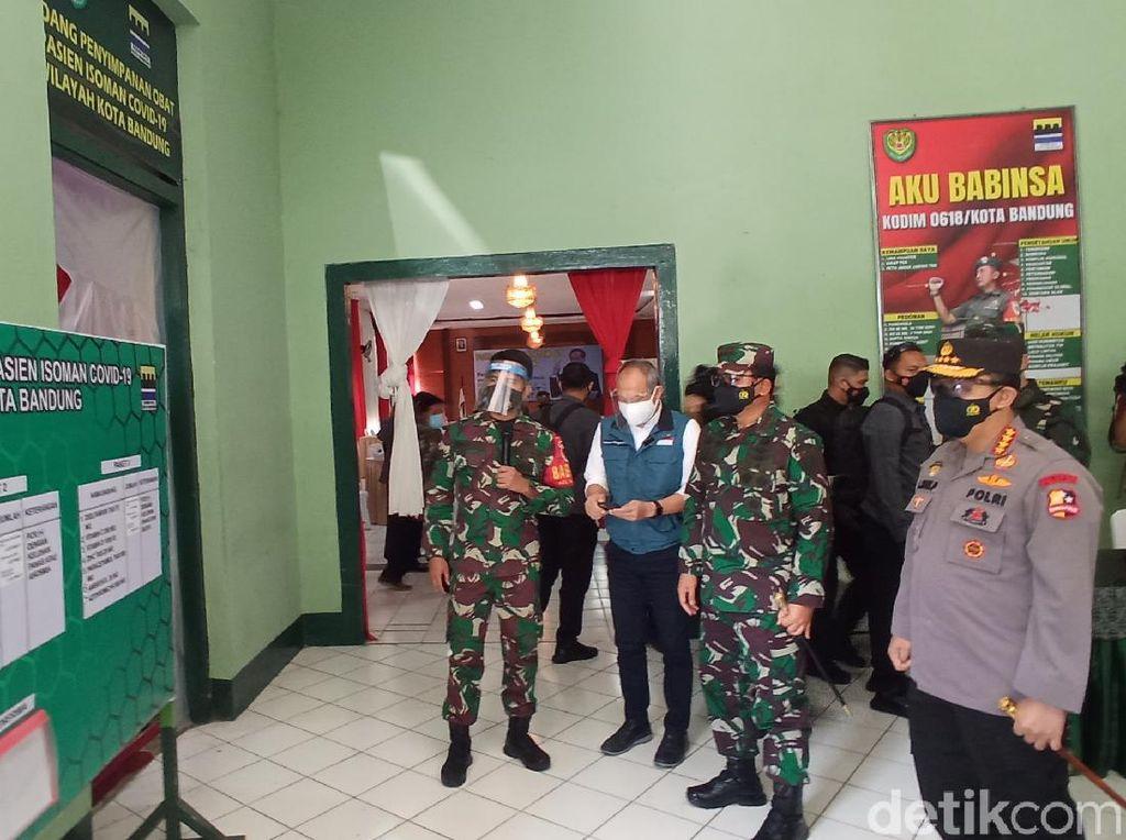 Panglima TNI: Kalau Perlu Satu Hari Bermasker, Tak Pakai Ditangkap!