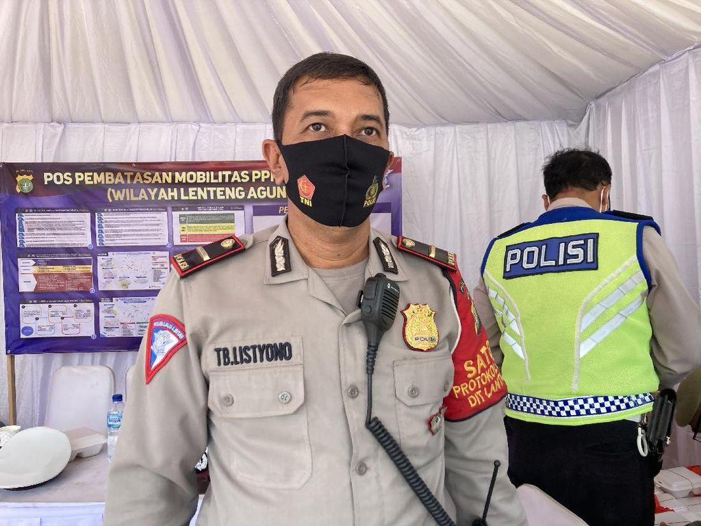Pengendara Ber-STRP di Lenteng Agung Tetap Boleh Lewat di Atas Pukul 10.00