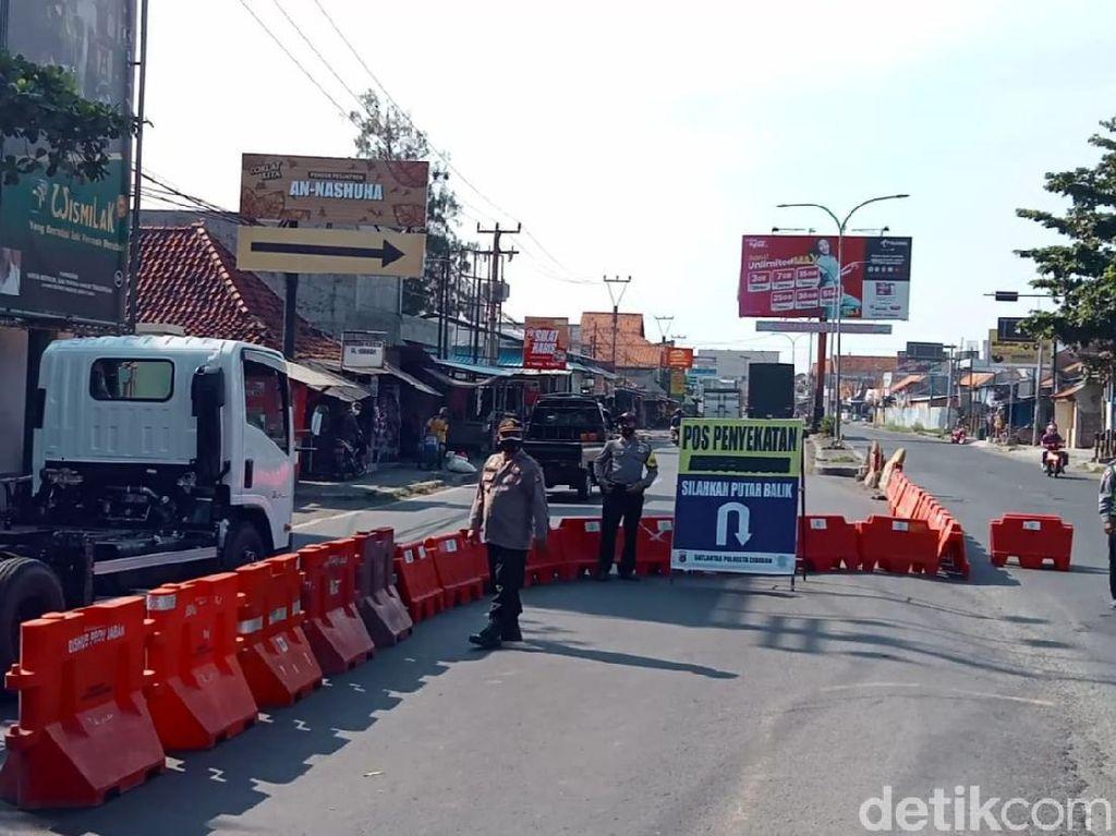 Catat! Ini Jalur Tol-Perbatasan Cirebon yang Diberlakukan Penyekatan