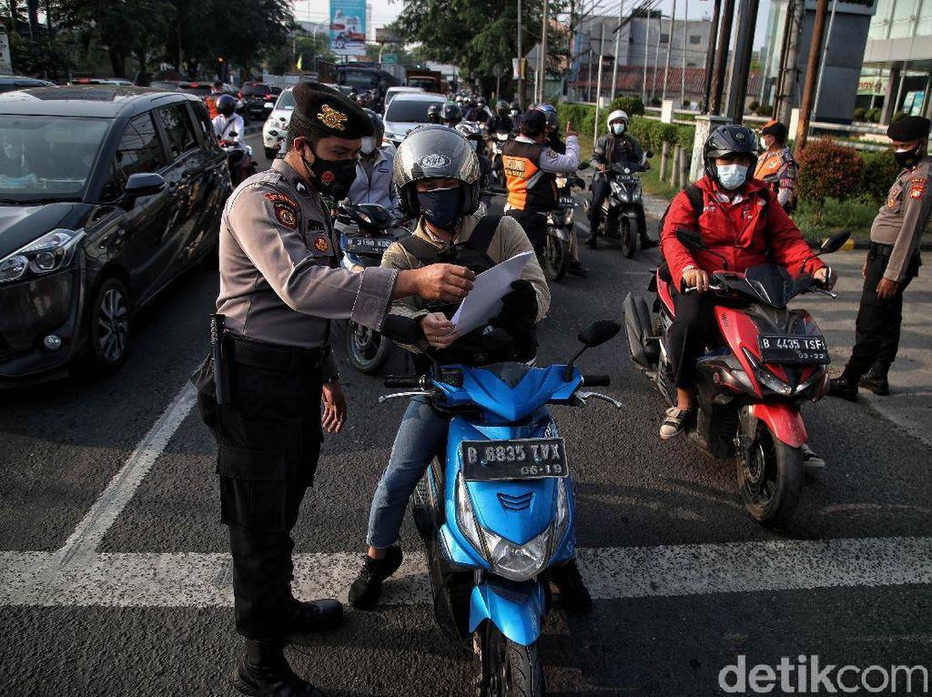 Ingat, Penyekatan Jakarta Tetap Berlaku Usai PPKM Disesuaikan