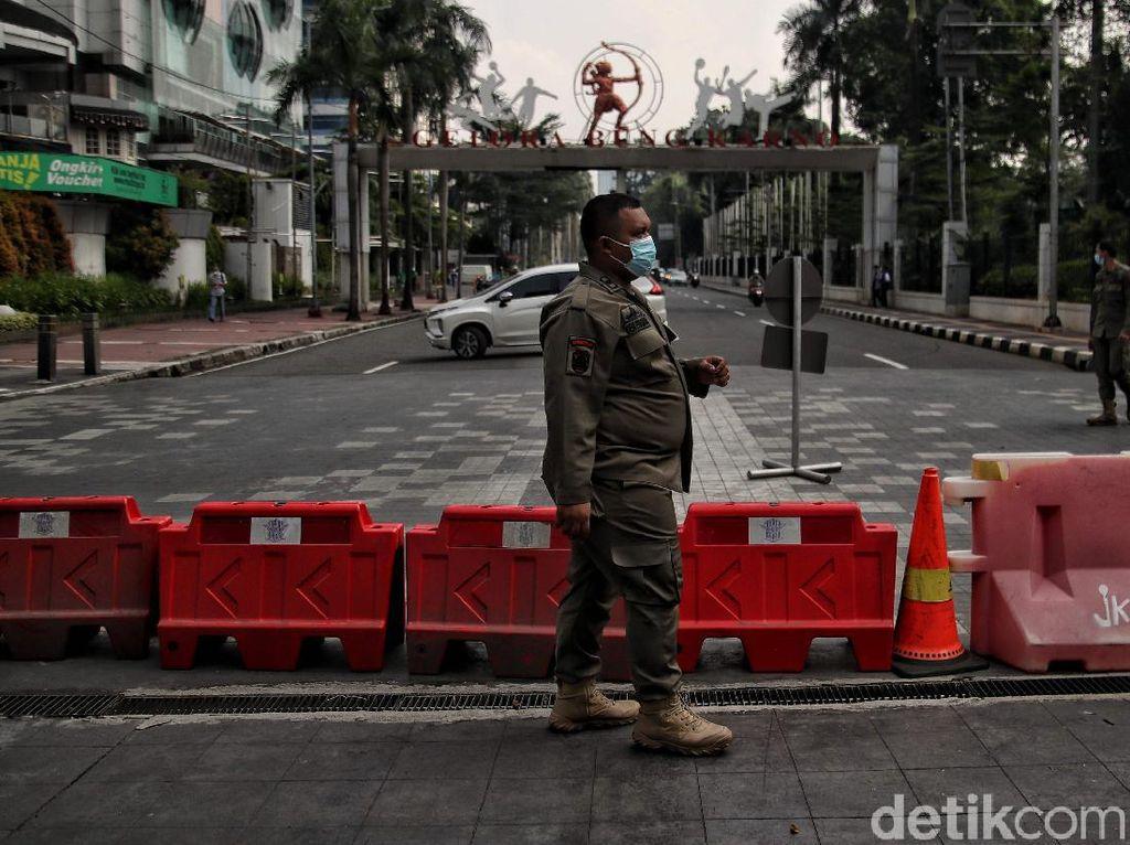 Jam Penyekatan PPKM Jakarta, Jangan Sampai Salah Ya!