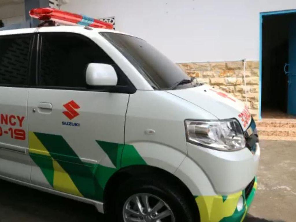 Mengintip Fasilitas Ambulans Bikinan Suzuki, Dibangun dari APV Arena