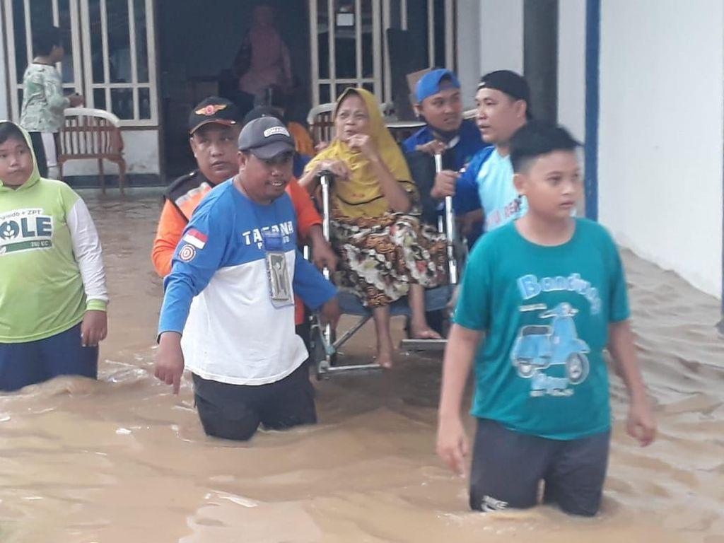 Gorontalo Banjir, 644 Rumah Terendam-2 Jembatan Rusak