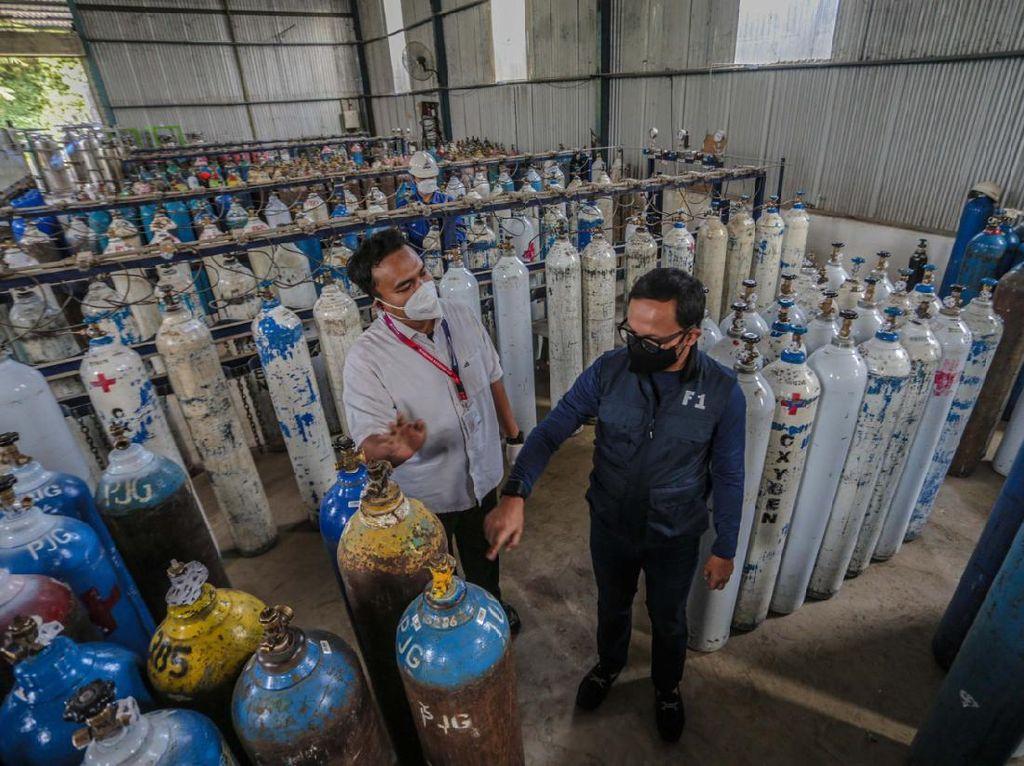 Pusat Diminta Cepat Atasi Krisis Oksigen, Bima Arya: Bogor Masih Kritis