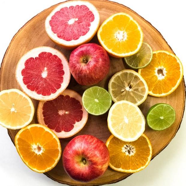 Buah Citrus untuk Imun Tubuh