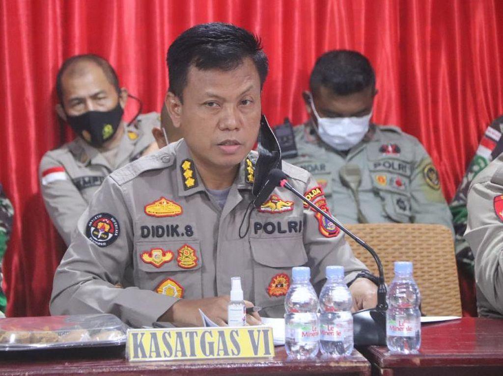 Kapolsek yang Chat Mesra Anak Tersangka Dimutasi ke Yanma Polda Sulteng