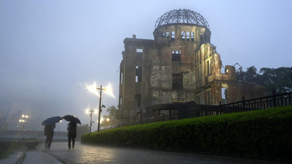 Genbaku Dome, Saksi Bisu Bom Atom di Hiroshima