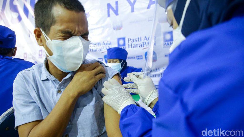 PAN Gelar Vaksin Gratis Untuk Warga